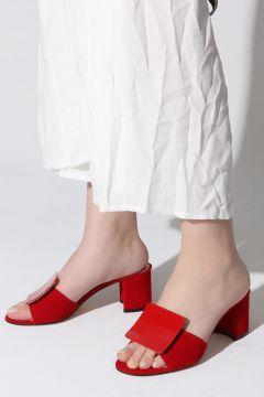ROVIGO Kırmızı Kadın Terlik(117603698)