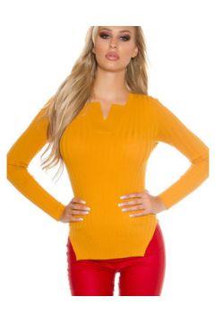 Tunique Cendriyon Tuniques Jaune Vêtements Femme(115424766)