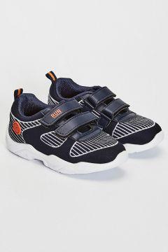 Bebek Erkek Bebek Cırtcırtlı Sneaker(127518627)