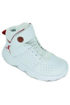 TRENDY Erkek Çocuk Beyaz Basketbol Ayakkabısı 10010018 Cool K-31(121523129)