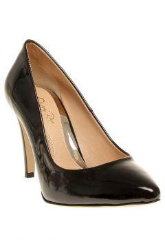 Gözegir Siyah Düz Ayakkabı(113962363)