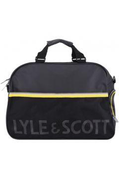 Sac de voyage Lyle Scott | Sac Weekender Noir | LYS_MLSBA1107A 572(115645117)