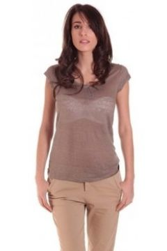 T-shirt Sud Express TEE-SHIRT TARIKA BRONZE(101665683)