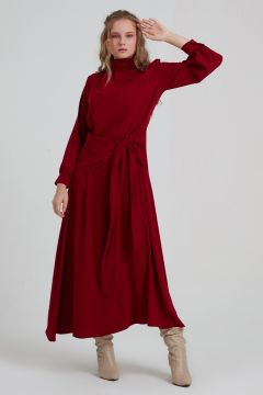 Robe Miha Bordeaux(109006916)