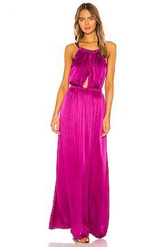 Платье с жатой талией - Raquel Allegra(115062733)