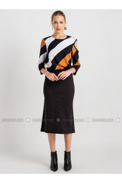 Black - Skirt - NG Style(110341175)