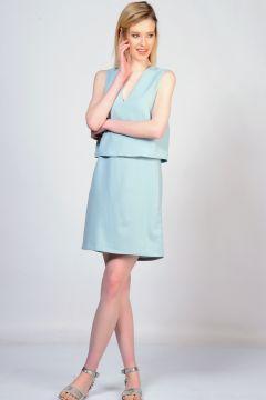 Yas V Yakart Detaylı Elbise(113949577)