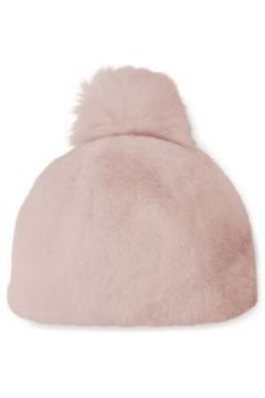 UGG Faux Fur Beanie with Pom pour Femmes en Pink Crystal, taille Petite/Moyenne(112238711)