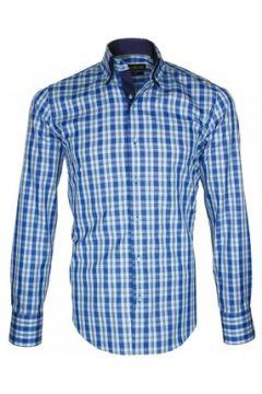 Chemise Emporio Balzani chemise a courdieres donizzo bleu(115424148)