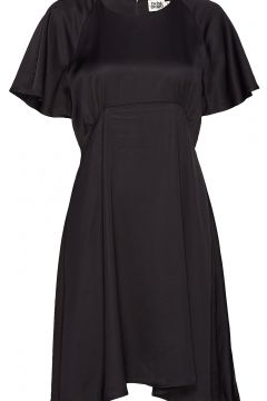 Elmira Dress Kleid Knielang Schwarz TWIST & TANGO(114164277)