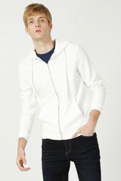 Loft LF 2012556 Off White Sweatshirt(122536456)