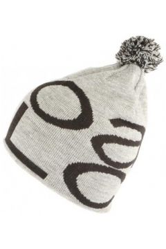 Bonnet Coal Bonnet Pompon gris et noir The Logo(115412550)