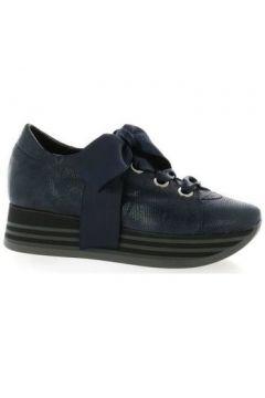 Chaussures Benoite C Baskets cuir python(115613126)