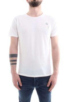 T-shirt Officina 36 CUMH266-LATTE(115437052)