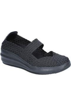 Chaussures Cristin ballerines noir textile BX631(98484036)