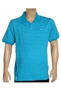 Polo Lrg Polo - Core Striped - Turquoise(98747713)