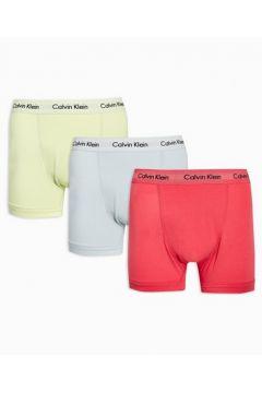 MULTICOLORE Lot de 3 caleçons de couleurs variées par Calvin Klein(110898322)