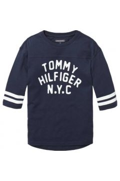 T-shirt enfant Tommy Hilfiger KS0KS00018 GRAPHIC TEE(101838124)