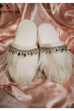 ASIMOD Bride Tüylü Terlik Set(116841238)