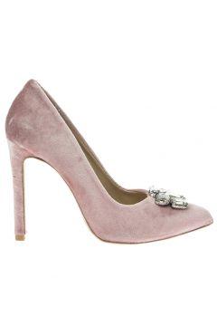 House Of Camellia Pembe Topuklu Ayakkabı(113950845)