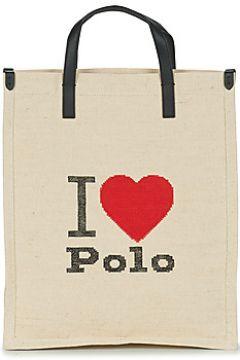 Cabas Polo Ralph Lauren I HRT POLO CVS/LTHR(115508597)