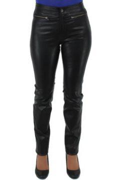 Chinots Pallas Cuir Pantalon sélection en cuir ref_sof40265-noir(115559878)