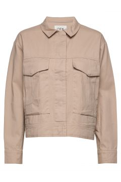 Camilo Jacket Awn Outerwear Jackets Utility Jackets Beige IBEN(114153859)