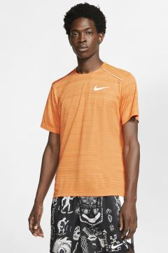 Nike Dri-Fit Miler Koşu T-Shirt(113999872)