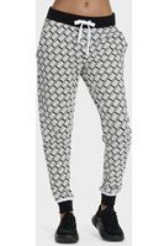 UGG Kantner Bas de Jogging pour Femmes en Ugg Graphic Black, taille Grande   Mélange De Coton(112239471)