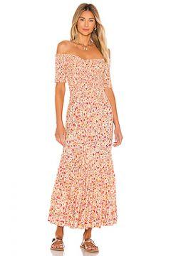 Макси платье soledad - Poupette St Barth(118966169)