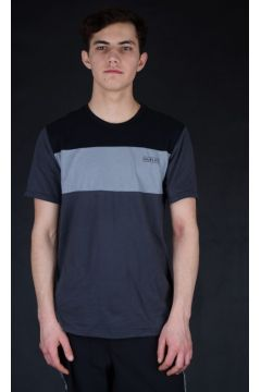 Hurley Dri Fit Blocked Anthracite T-Shirt L(79878388)