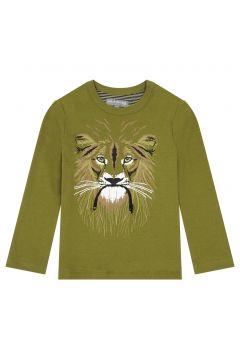 T-Shirt Tom Vegan Lion(117378367)