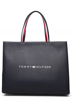 Tommy Shopping Bag Bags Shoppers Fashion Shoppers Schwarz TOMMY HILFIGER(116720204)