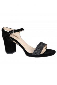 PUNTO Siyah Suet Kadın Stiletto(114215024)