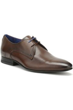 Chaussures Ted Baker Mens Brown Leather Peair Shoes-UK 6(98527169)