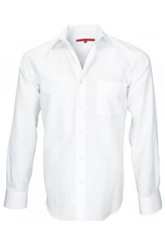 Chemise Andrew Mc Allister chemise tissu armure business blanc(115424558)