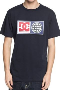 T-shirt DC Shoes T-shirt Global Salute blue(115467269)