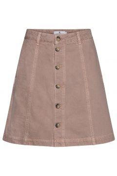 Tilly Ecru Knielanges Kleid Pink ARNIE SAYS(114164597)