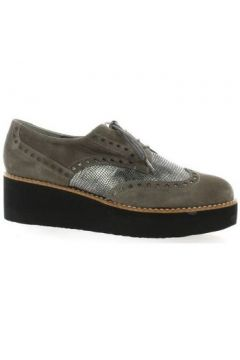 Chaussures Pao Derby cuir velours(115613212)