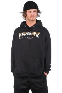 Thrasher Intro Burner Hoodie zwart(85193990)