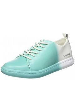 Chaussures Pantone Basket Roland Garros Turquoise(127852787)