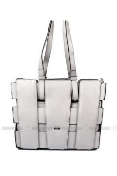 Gray - Shoulder Bags - G.Ö.N(110324314)