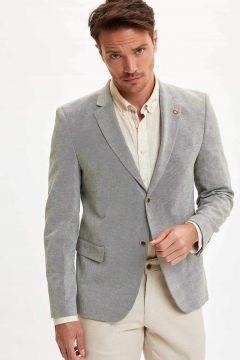 DeFacto Erkek Modern Fit Blazer Ceket(119062350)
