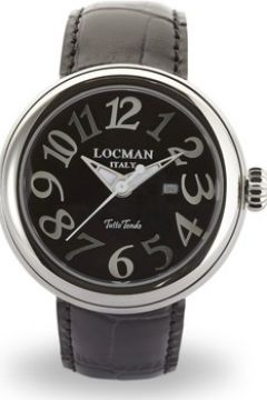 Montre Locman 0360V05-00BKGY0PK(101660863)