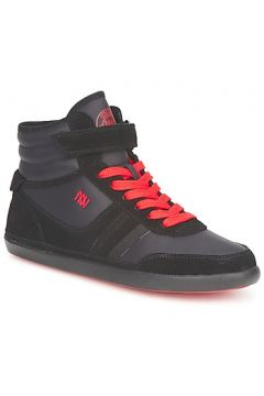 Chaussures Dorotennis MONTANTE STREET LACETS VELCRO(98741724)