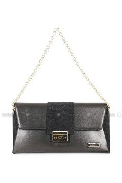 Black - Shoulder Bags - Silver Polo(110324451)