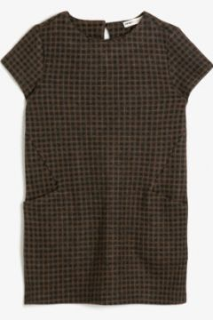 Koton Kız Çocuk Kareli Elbise(113415721)