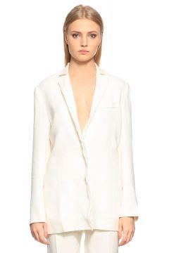 Lanvin-Lanvin Beyaz Ceket(108608961)