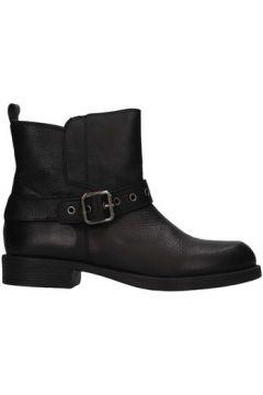 Boots enfant Unisa GIBELIN CEV BLACK(115490237)
