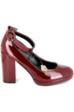 Chaussures escarpins J j J J Escarpin Valerie Bordeaux(115460197)